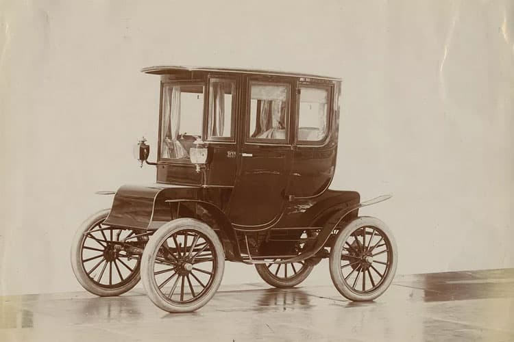 First electric car ever made
