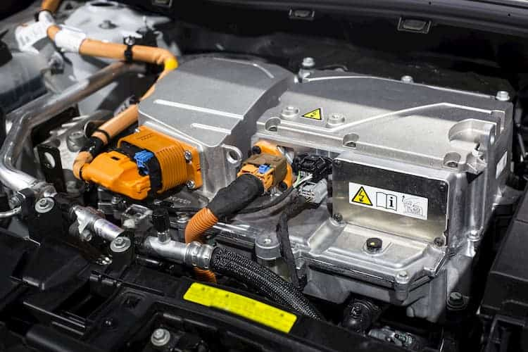 Do electric cars need oil changes?